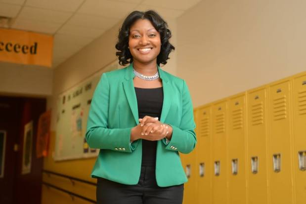 Alisha Thomas Morgan, new head of Ivy Prep Academies